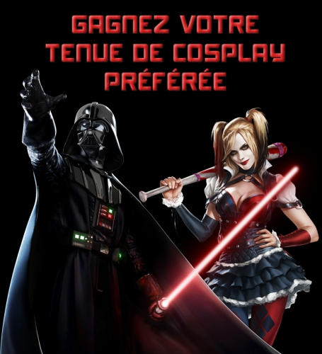 concours,cosplay,cadeaux,gagner