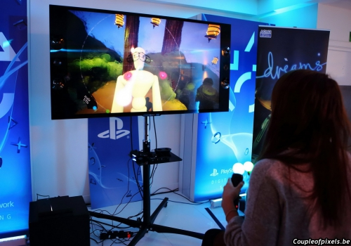 dreams,preview,impressions,playstation community event 2016