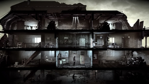 this war of mine,little ones,test,avis