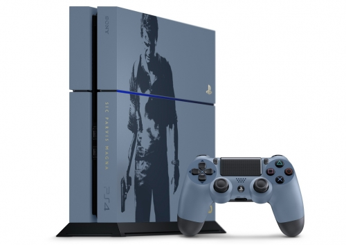 ps4 nathan drake,uncharted 4,craquage,présentation