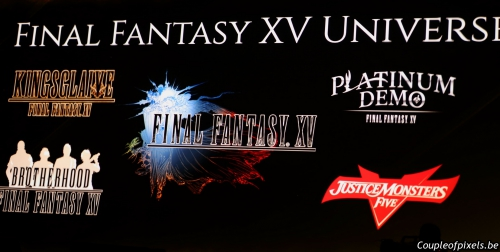 final fantasy 15,uncovered,compte-rendu,impressions,direct,los angeles