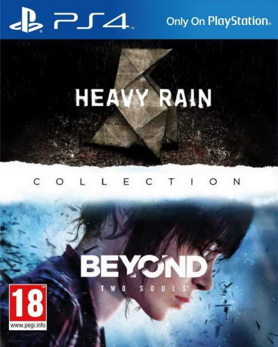 heavy rain,beyond two souls,collection,remaster,test,avis,ps4