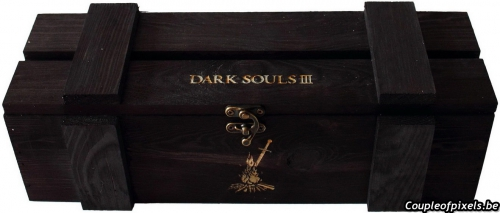 déballage,kit presse,press kit,unboxing,dark souls 3