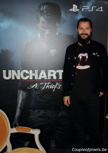 uncharted 4,uncharted,interview,arne meyer,naughty dog