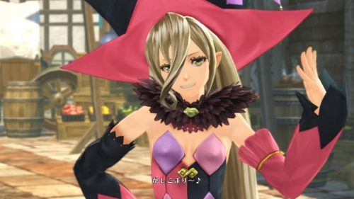 tales of berseria,preview,impressions