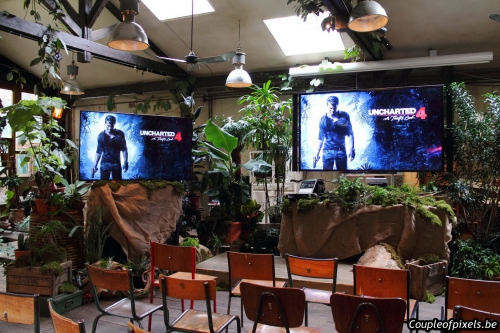 uncharted 4,uncharted,sony,naughty dog,event,preview,ps4