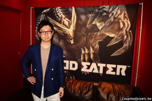 interview,yusuke tomizawa,god eater