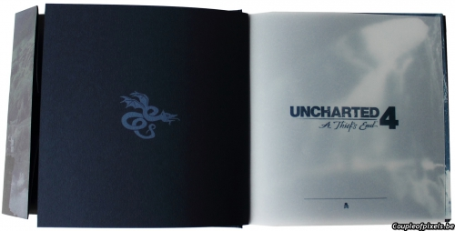 Uncharted 4, kit presse, press kit, déballage, unboxing