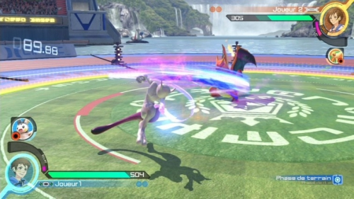 pokkén tournament,namco bandai,nintendo,pokémon,wii u,test