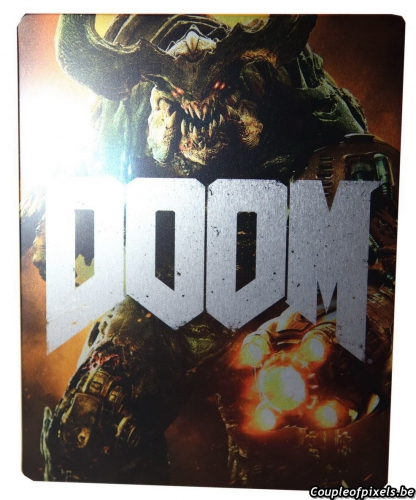 doom,déballage,unboxing,kit presse,press kit,goodies