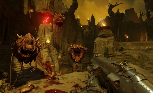 doom,2016,reboot,test,avis,id software