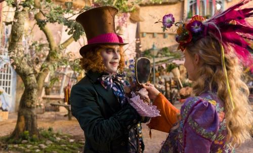cinéma,critique,review,avis,alice,de l'autre côté du miroir,film,disney,alice de l'autre côté du miroir
