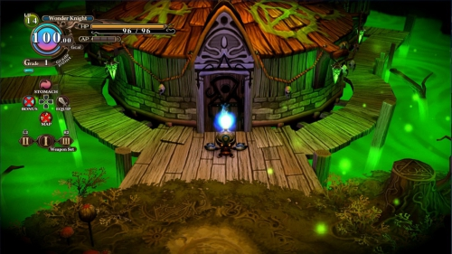 the witch and the hundred knight,test,avis,action rpg