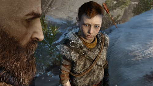 e3 2016,preview,god of war,2016,ps4,santa monica studio