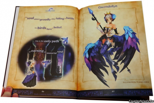 déballage,unboxing,odin sphere leifthrasir,édition storybook,collector,atlus