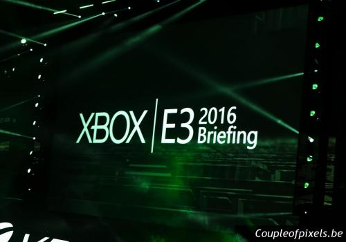 e3 2016,xbox,microsoft,conférence,compte-rendu,résumé