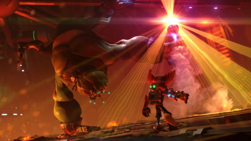 ratchet and clank,reboot,test,avis,ps4