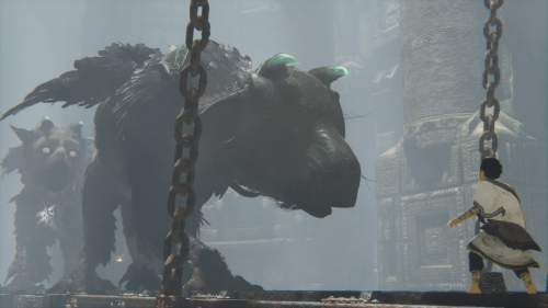 the last guardian,preview,impressions,e3 2016