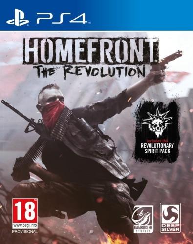 homefront the revolution,homefront,test,avis