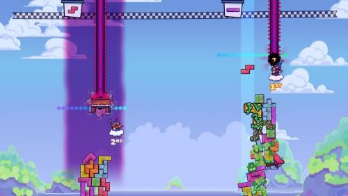 tricky towers,test,avis,party game,jenga,tetris,playstation plus
