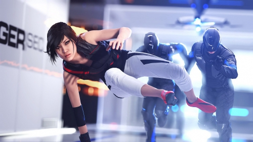 mirror's edge catalyst,test,avis,faith,dice