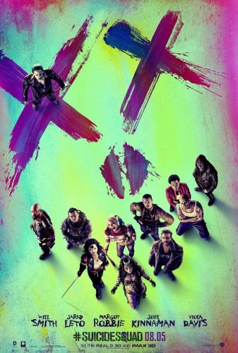suicide squad,critique,avis,cinéma,film,blu ray