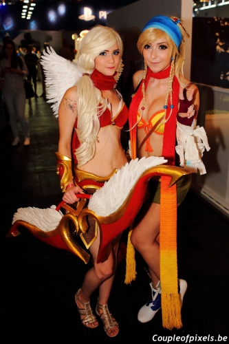 gamescom 2016,babes,sexy,cosplay