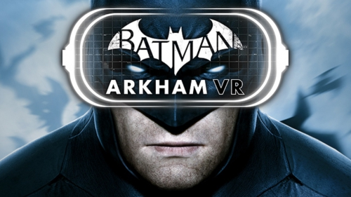 gamescom 2016,batman,batman arkham,batman arkham vr,playstation vr,rocksteady