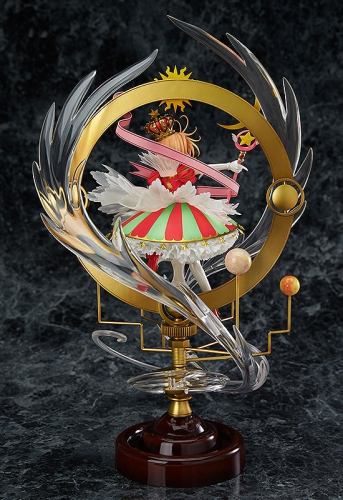 card captor sakura,kinomoto sakura stars bless you,good smile company,figurine,craquage,pvc