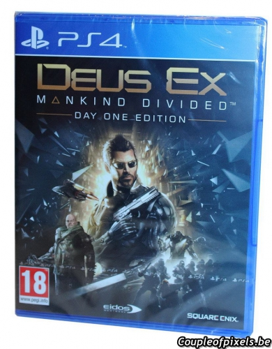 concours,gagner,cadeaux,deus ex,mankind divided,collector,ps4