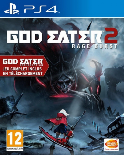god eater 2,rage burst,resurrection,test,avis