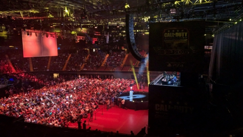 cod xp 2016,los angeles,impressions,preview,call of duty,infinite warfare,modern warfare remastered