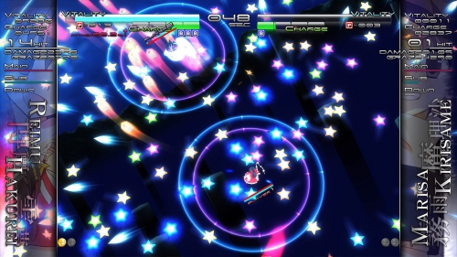 touhou genso rondo,bullet ballet,test,avis,nis america,ps4