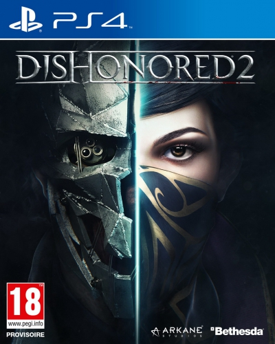 dishonored 2,impressions,preview,corvo,emily,arkane studios