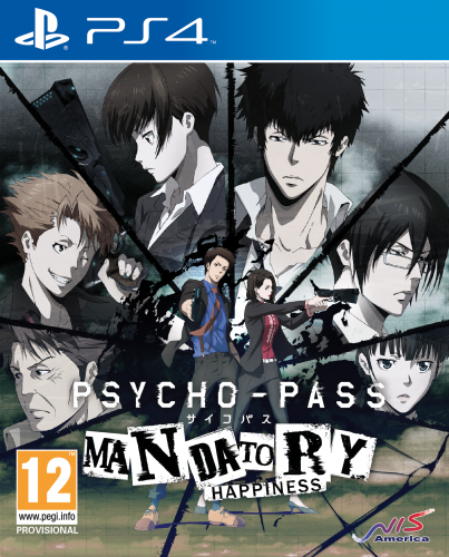 psycho-pass,mandatory happiness,psycho-pass mandatory happiness,test,avis,nis america