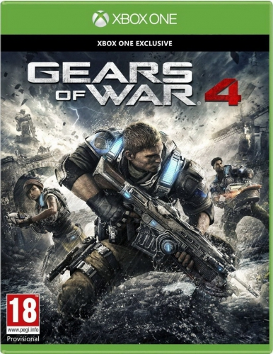 gears of war 4,gears of war,test,avis,the coalition