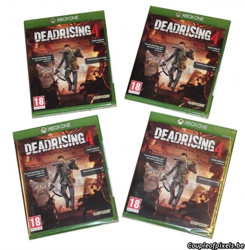 concours,dead rising 4,gagner,cadeaux,jeux-vidéo