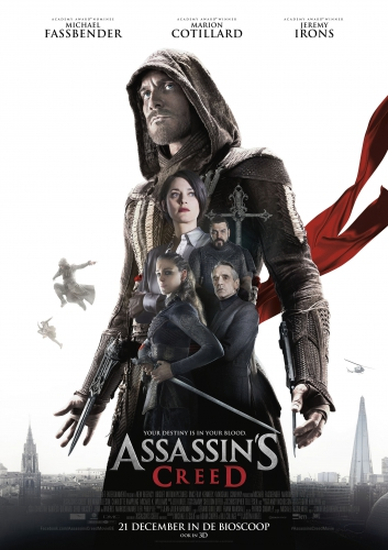assassin's creed,cinéma,film,critique,avis