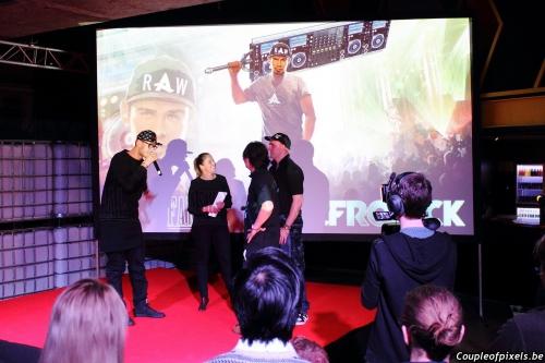 final fantasy 15,soirée de lancement,launch,ff15,afrojack