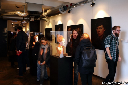 dishonored,galerie d'art,exposition