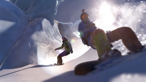 steep,test,avis,extreme sports,ssx