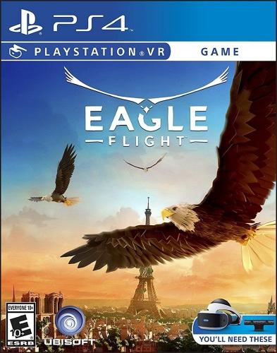 eagle flight, avis, test, playstation vr