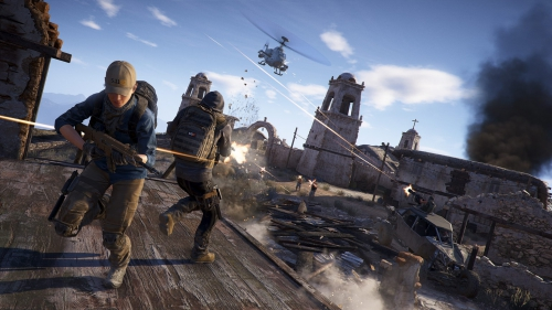 ghost recon,wildlands,preview,impressions