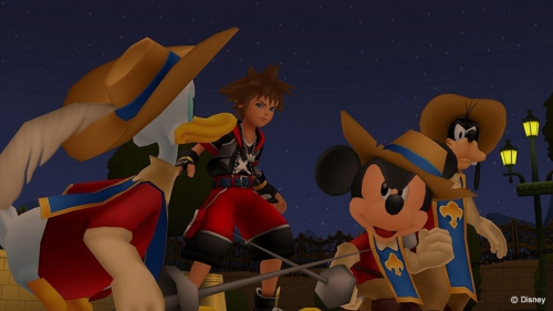 kingdom hearts 2.8,final chapter prologue,test,avis,ps4,square enix