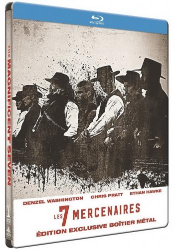 cinéma,film,blu rau,avis,les 7 mercenaires