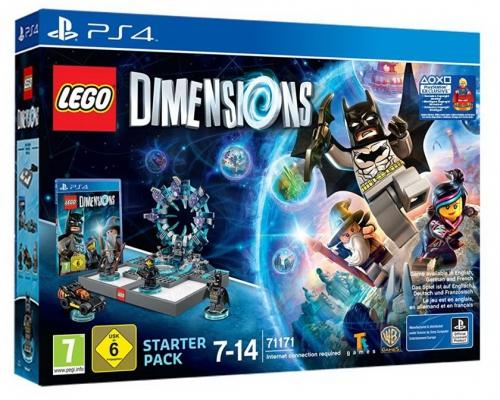 lego dimensions,test,avis,starter pack