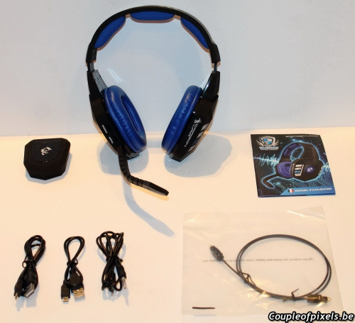 dragon war,aegis,casque audio,sans fil,test,avis