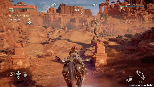 horizon zero dawn,guerrilla games,sony,playstation,test,avis