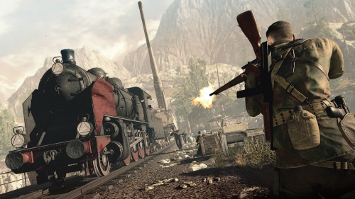sniper elite 4,test,avis,rebellion