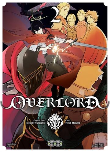 critique,avis,manga,ototo,overlord,tome 2